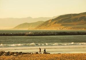 Ventura Beach Coastline
